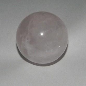 Шар Розовый кварц