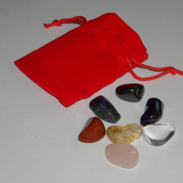 Набор минералов(инь)