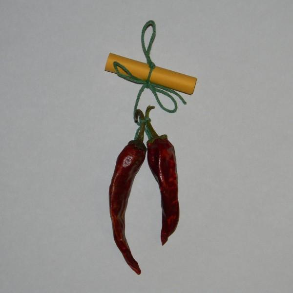Связка красного перца